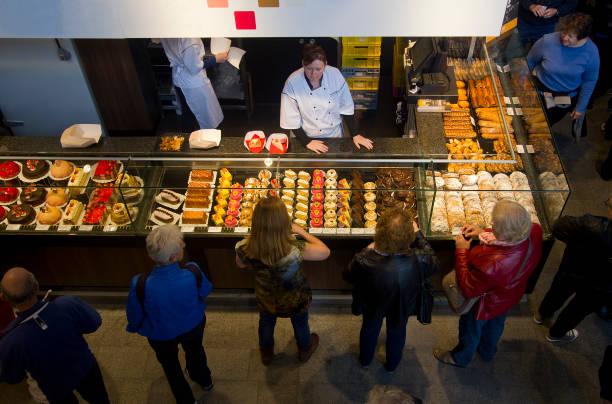 Luxus-Bäckerei – Foto