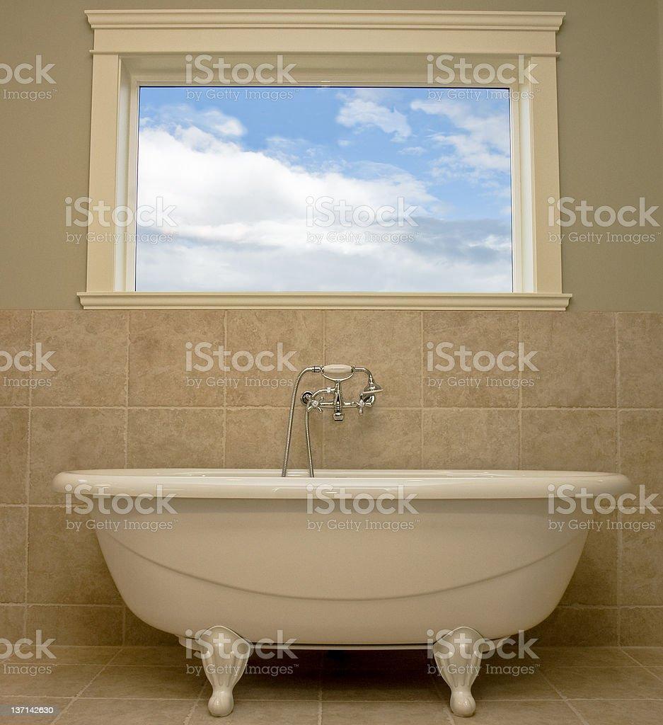 Luxury Bath stock photo
