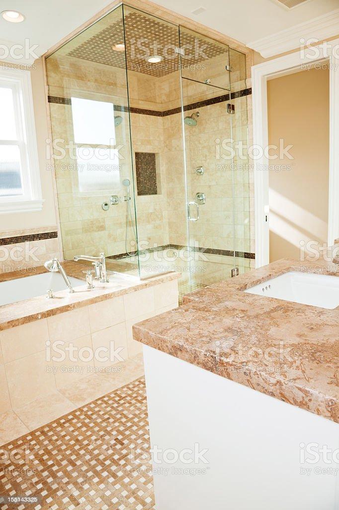 Luxury Bathoom stock photo
