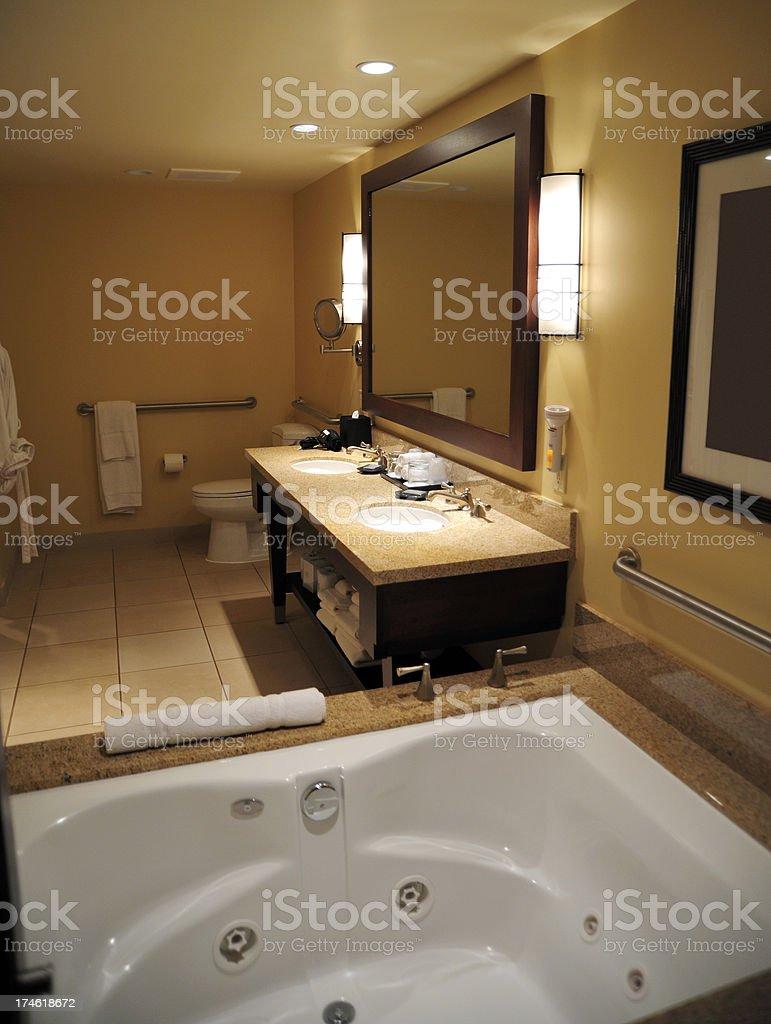 Luxus-Badezimmer – Foto