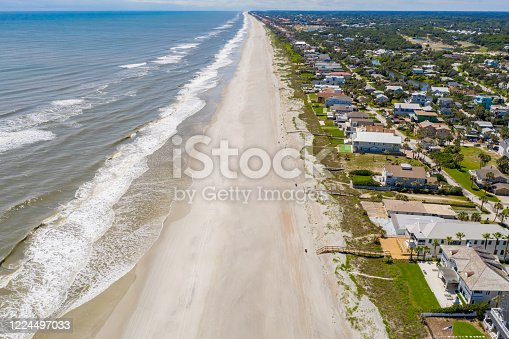 Luxury beachfront homes in Jacksonville Beach FL