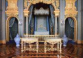 """""""Bedroom in Drottningholm Palace, Sweden"""""""