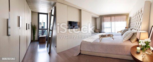 istock Luxury bedroom 938292052