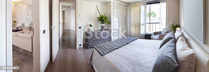 istock Luxury bedroom 944243652
