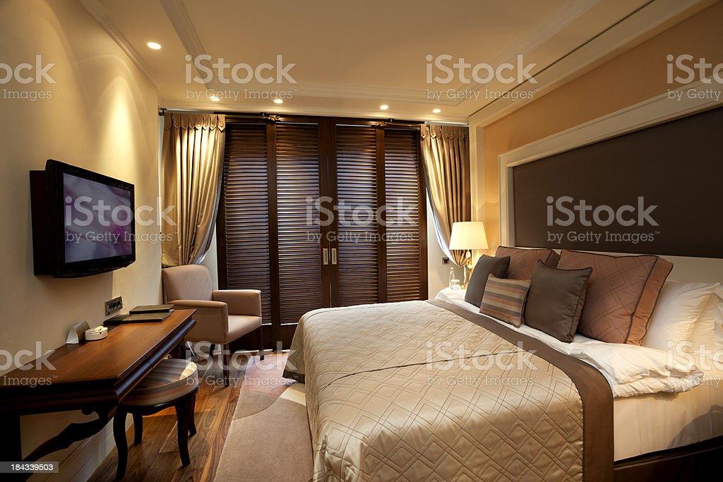 Luxury Bedroom XXXL royalty-free stock photo