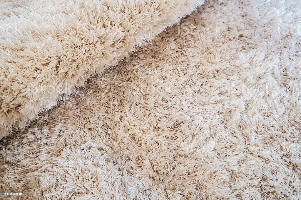 beige carpet texture. luxury bend beige carpet texture background royalty-free stock photo