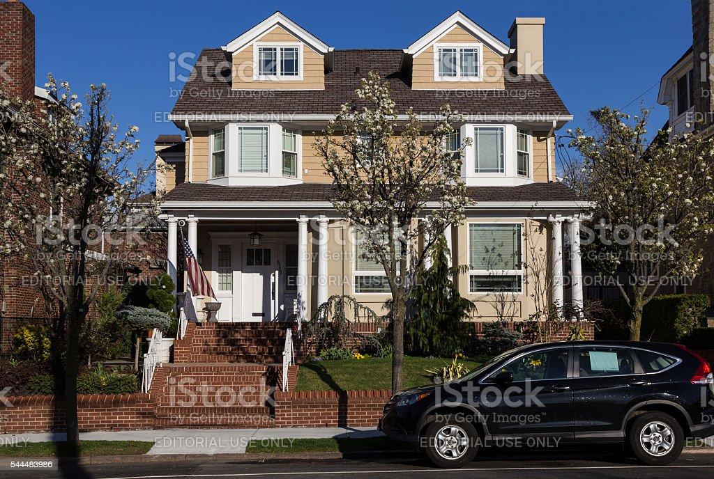Brooklyn casa de lujo y el cielo azul nueva york for Veltroni casa new york