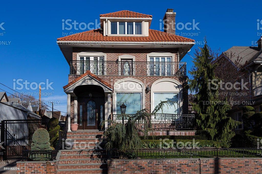 Fotografía de Brooklyn Casa De Lujo En El último Piso Con Azulejos ...