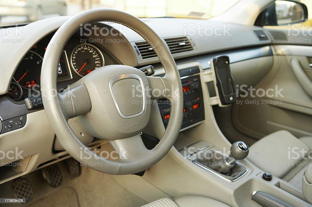 Luxury Car royalty-free stock photo