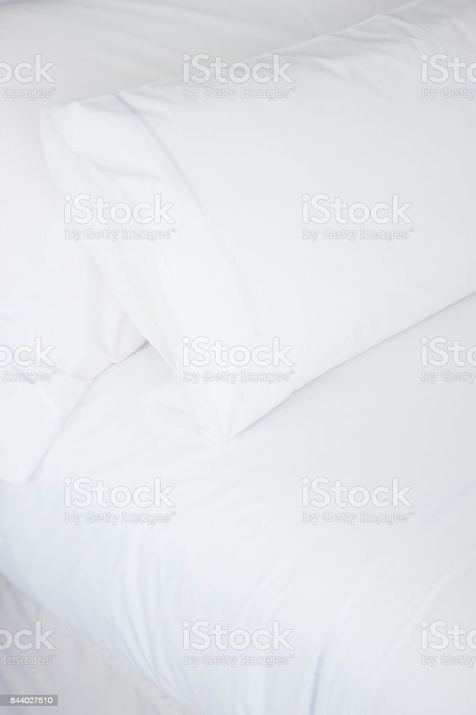 Luxury five star hotel bedroom bed sheets and linen clean and pressed...