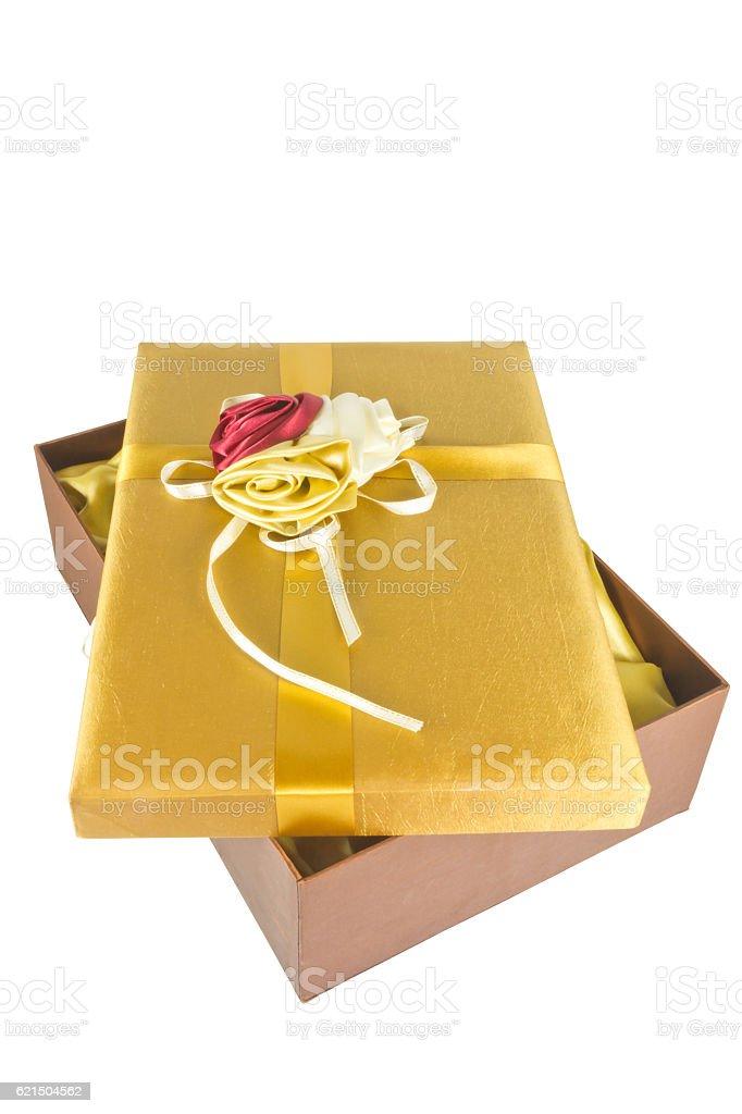 luxury give box photo libre de droits