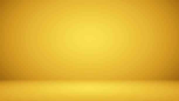 luxury gold studio bem usar como plano de fundo, layout e apresentação - amarelo - fotografias e filmes do acervo
