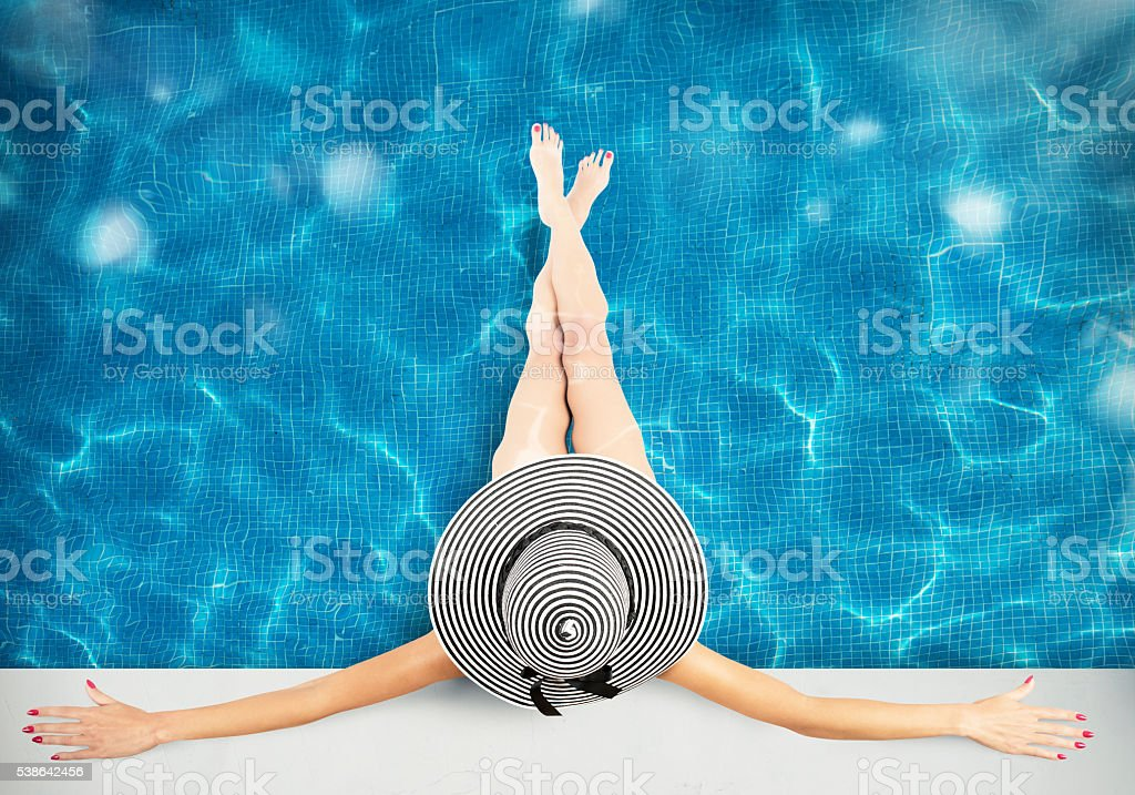 Luxury holiday stock photo