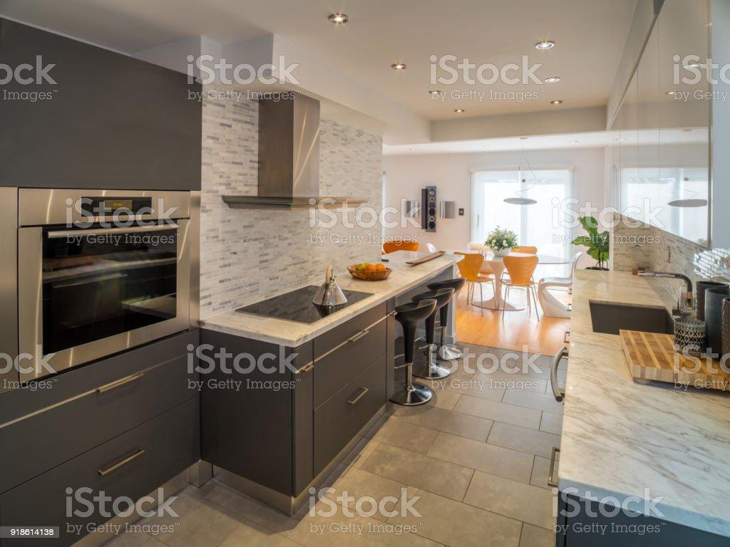 Luxuriöses home interior – Foto