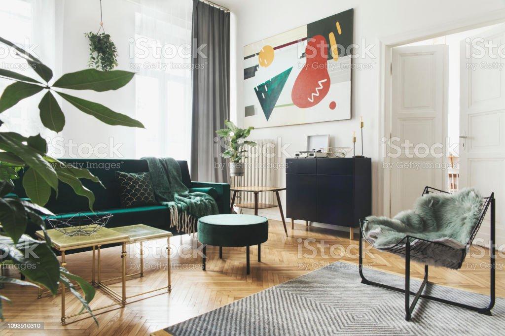 Luxe Design Fauteuil.Photo Libre De Droit De Interieur De Maison De Luxe Avec Canape