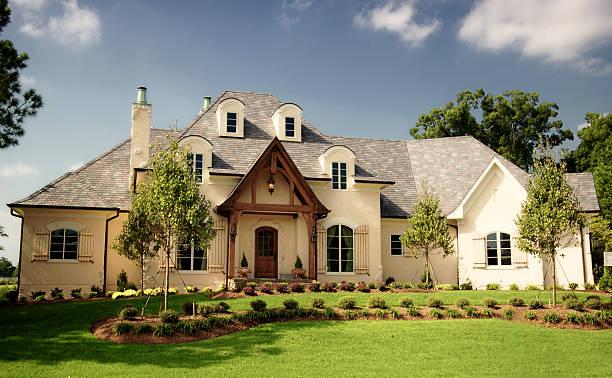 Luxury Home stock photo