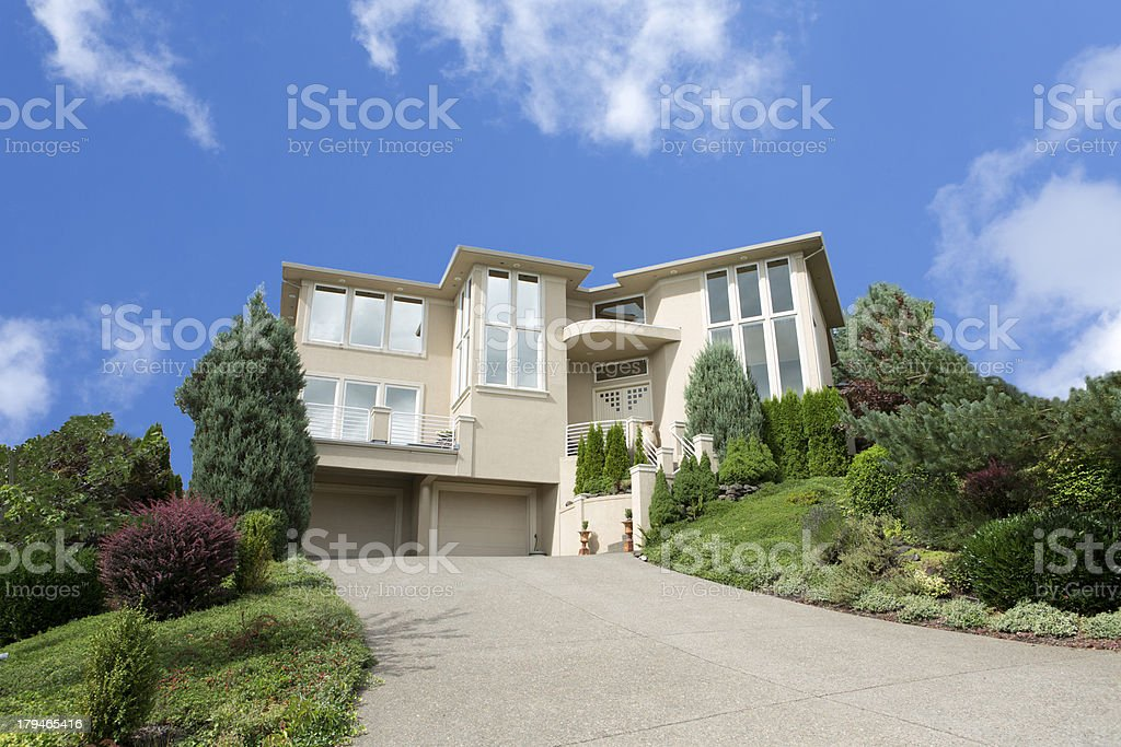 Luxury Home royalty-free stock photo