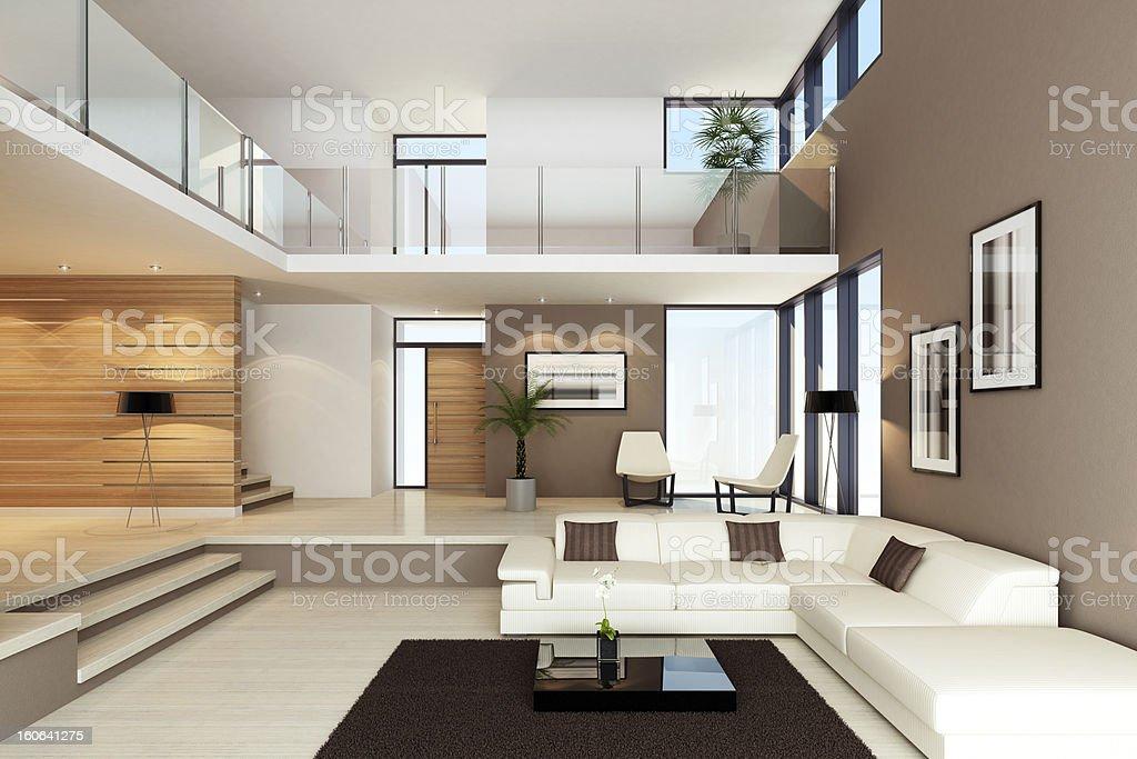 Luxus Haus innen – Foto