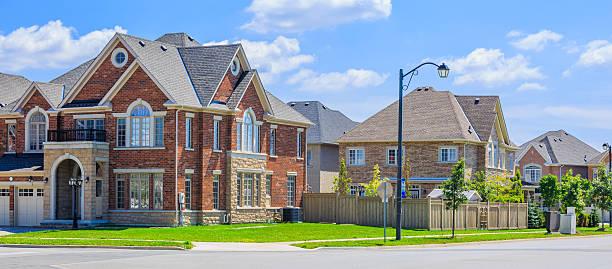 모더레이트 주택 북미 - 토론토 온타리오 뉴스 사진 이미지