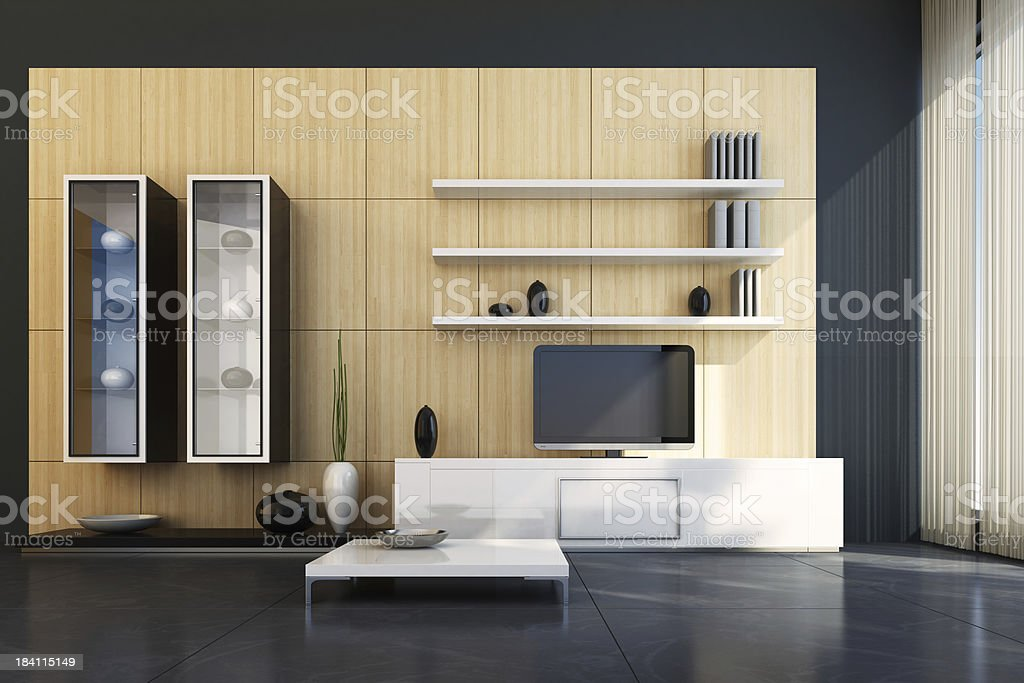 Luxury Interior royalty-free stock photo