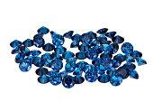 Luxury jewelry gems