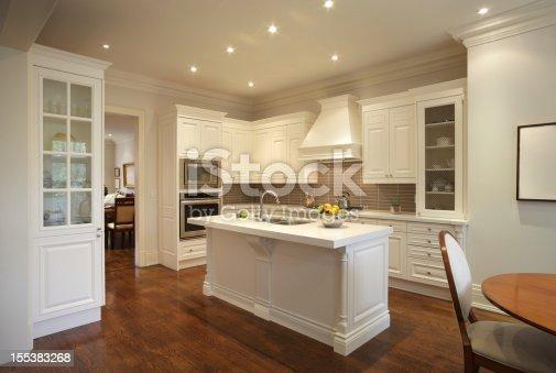 istock Luxury Kitchen 155383268