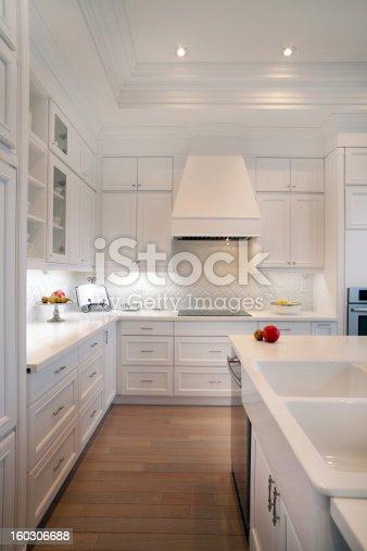 istock Luxury Kitchen 160306688