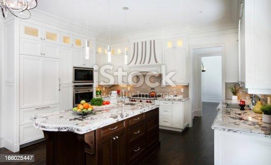 istock Luxury Kitchen 166025447