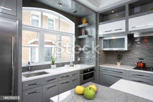 istock Luxury Kitchen 166250013