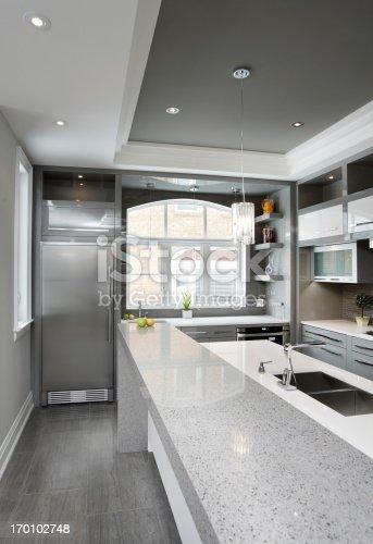 istock Luxury Kitchen 170102748