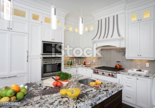 istock Luxury Kitchen 172435657