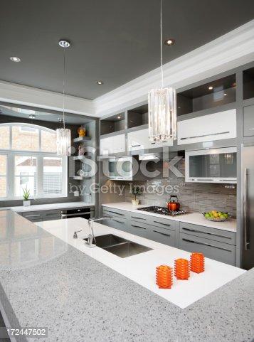 istock Luxury Kitchen 172447502