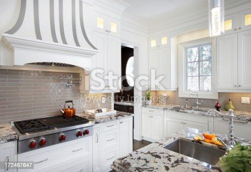 istock Luxury Kitchen 172467647