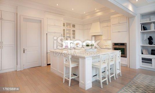 istock Luxury Kitchen 175233314