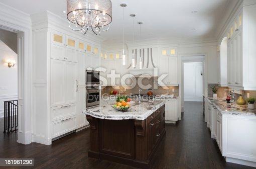 istock Luxury Kitchen 181961290