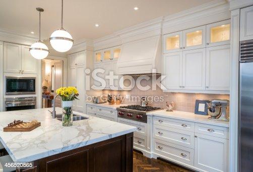 istock Luxury Kitchen 456520865