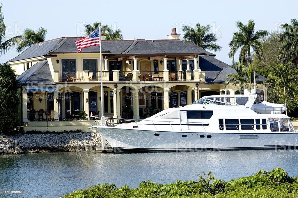 Luxury Living royalty-free stock photo