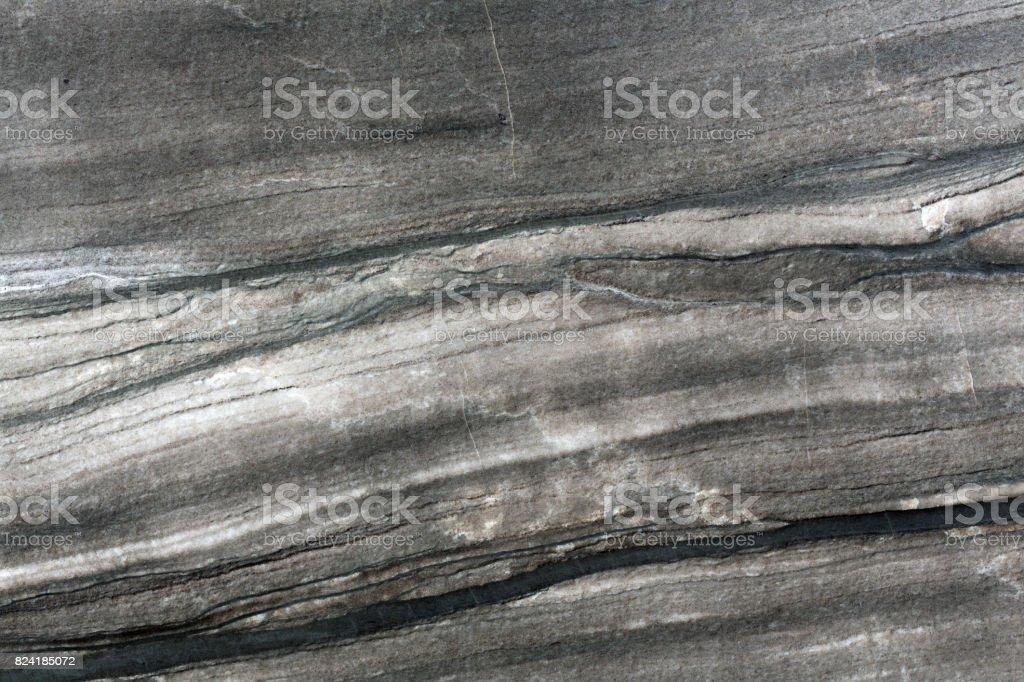Marbre de luxe. Noyau gris abstrait - Photo