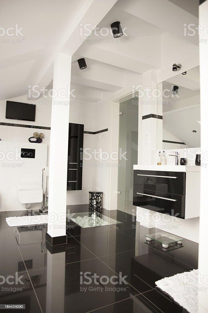 Luxuriöse Hauptbadezimmer Badezimmer – Foto