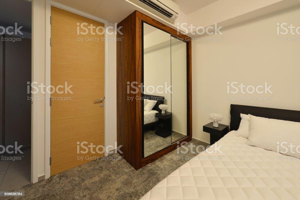 Luxury Modern Bedroom Interior And Decoration Interior
