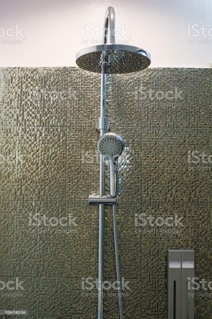 Luxuriöse Moderne Edelstahl Regendusche Duscharmatur Kopf ...