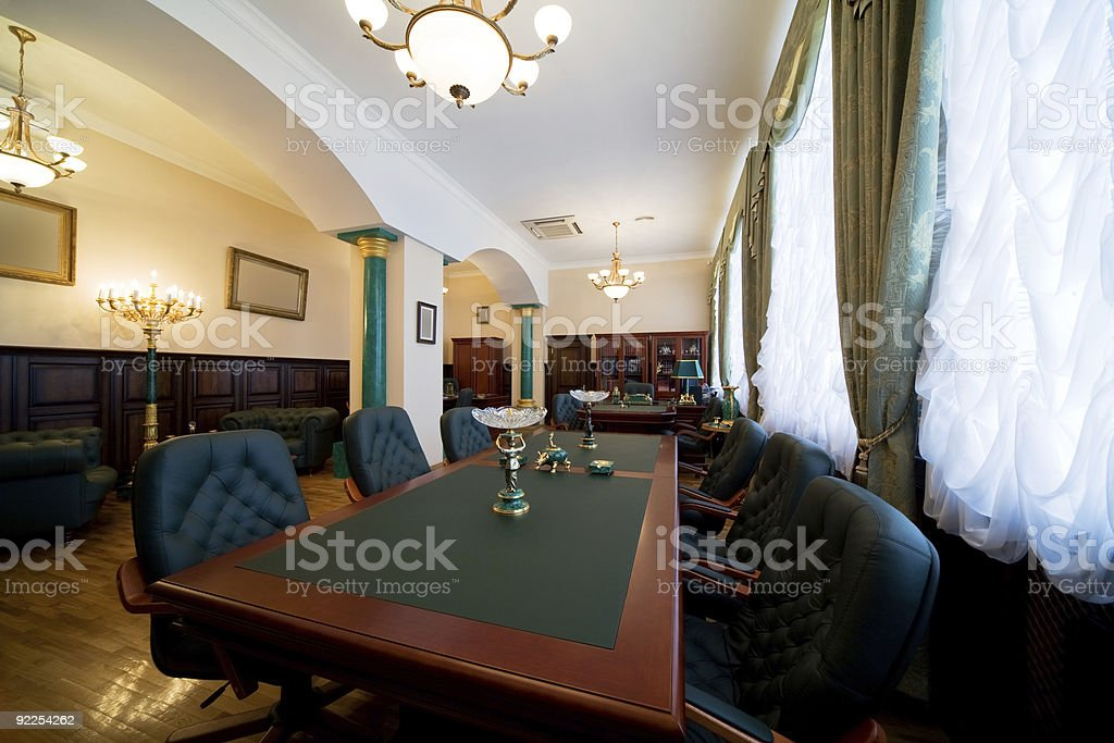luxury office royalty-free stock photo