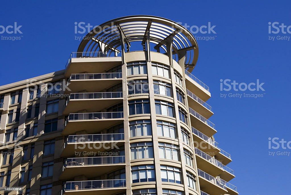 Luxury Penthouse Suites royalty-free stock photo