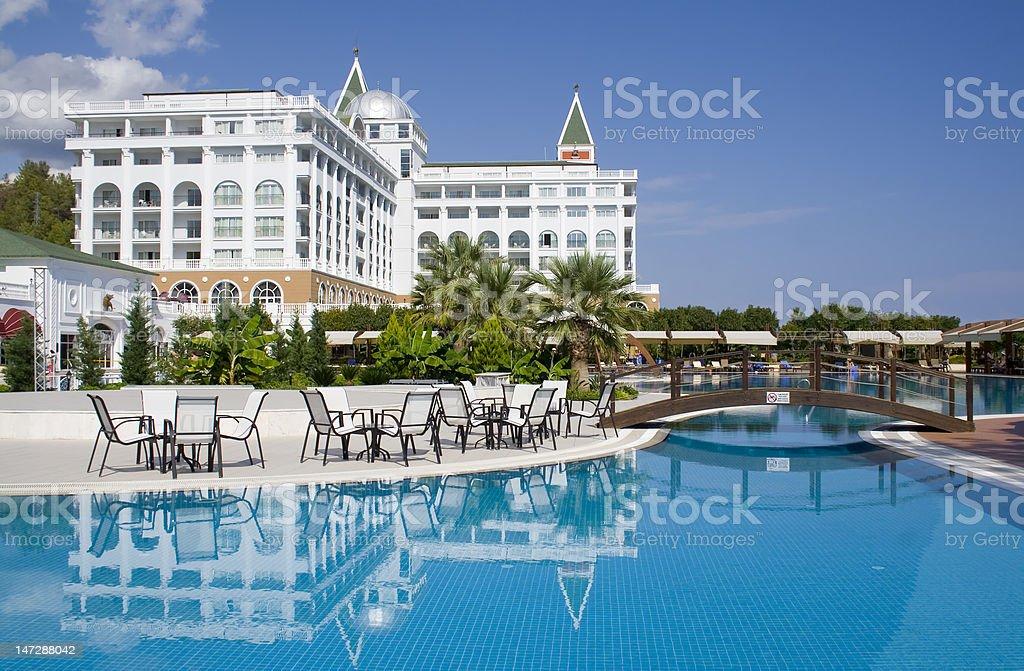 luxury place royalty-free stock photo