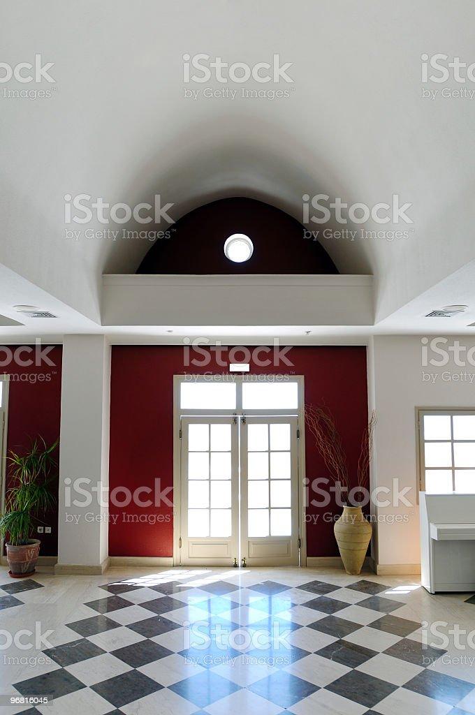 Luxury Room stock photo