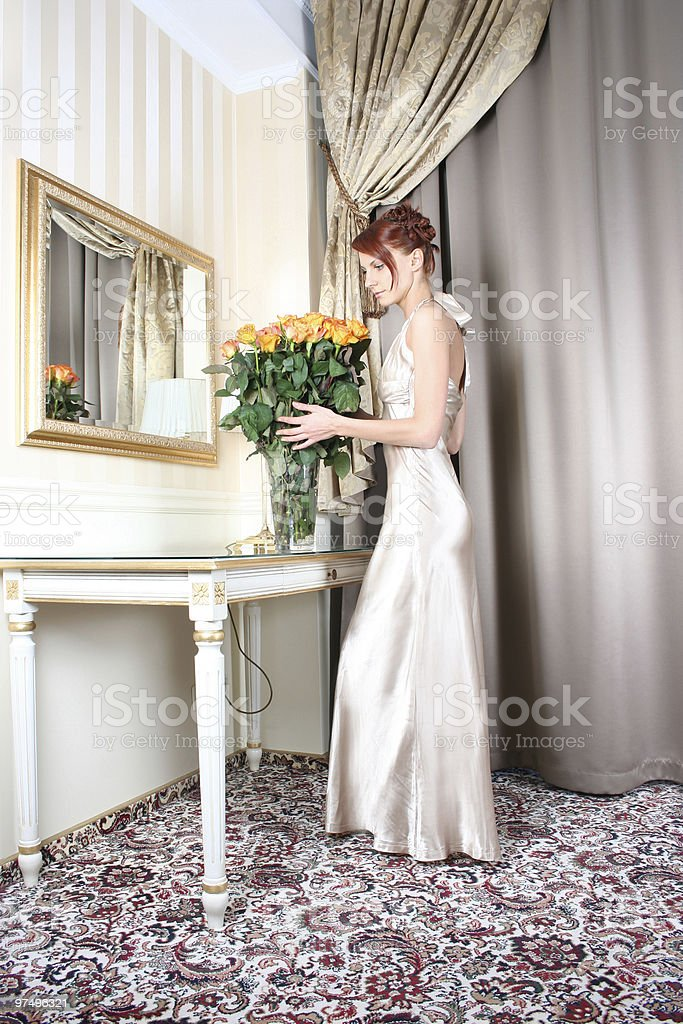luxury room royalty-free stock photo