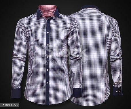 1eef8664458c1d Camicia Di Lusso Su Sfondo Scuro Uomo D Affari Vestiti - Fotografie stock e  altre immagini di Abbigliamento - iStock