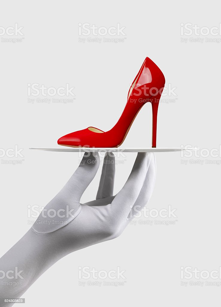 luxury shopping stock photo