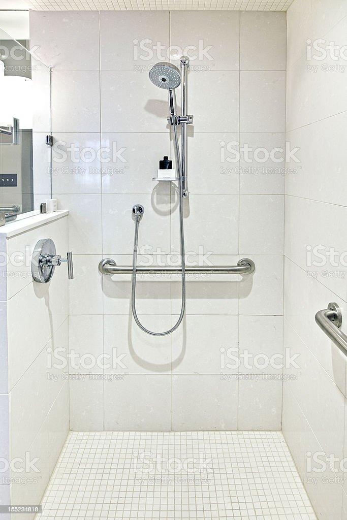 Luxus-Dusche – Foto