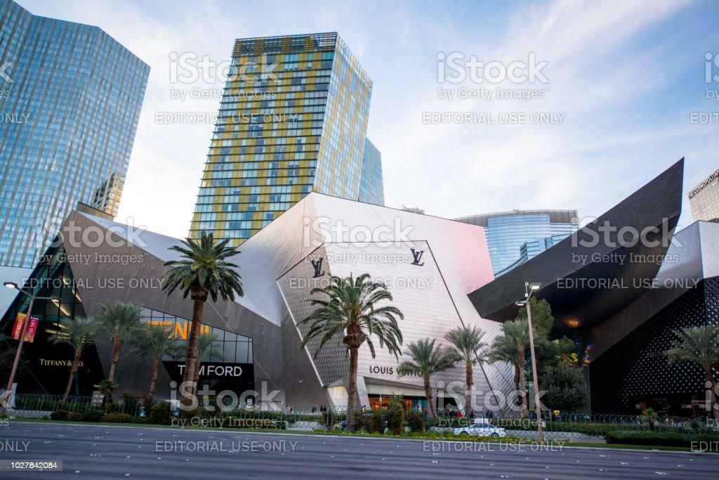 Fantastic Luxury Stores Of Famous Designers On Las Vegas Strip Usa Download Free Architecture Designs Scobabritishbridgeorg